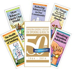 The Health Consequences of Smoking—50 Years of Progress: A Report of the Surgeon General, 2014