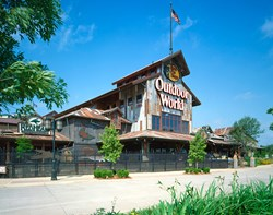 A photo of Bass Pro Shops