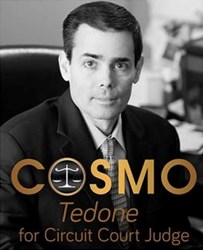 Cosmo J. Tedone for Will County Circuit Court Judge