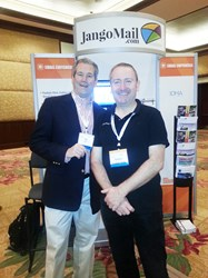 JangoMail Exhibits at 2014 Email Evolution Conference