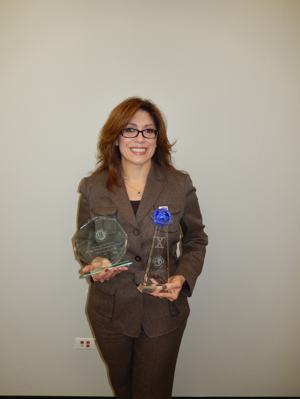 Global Traveler Awards Chicago O'Hare