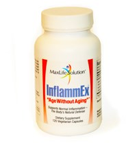 InflammEx-a breakthrough, all natural, next-generation supplement that promotes anti-inflammatory support.