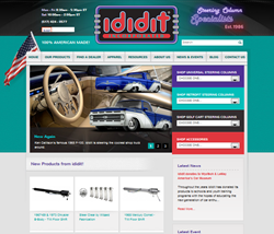 ididit Incorporated custom website by Artonic