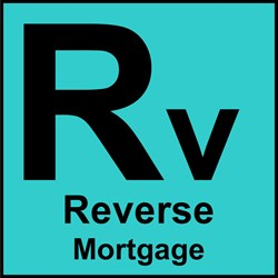 Symbol for a Reverse Mortgage at www.MortgageElements.com