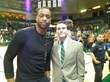 Shawn Abuhoff and Dwyane Wade