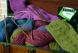 Kollage Square Needles and Yarn