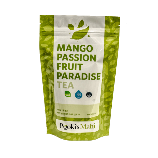 Paradise tea passion fruit