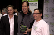 Kevin Sorbo at an American Music Awards Event With Fluitec CEO Frank Magnotti and COO Brian Thompson