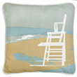 """Shadows"" - a new canvas pillow, designed by Laura Megroz"