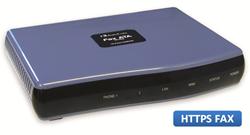 AudioCodes HTTPS Fax ATA