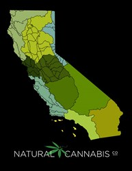Natural Cannabis Co. Appellation Map
