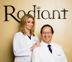 Dr. Michael Lau & Susan Cummins