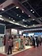 Mindray International stand at Arab Health Expo in January 2014