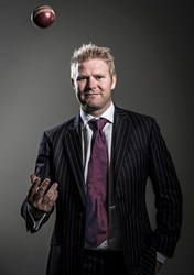 Matthew Hoggard Joinin Global Cricket Community Ambassador