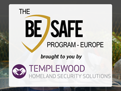 BeSafe Program Europe banner