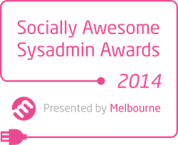 Socially Awesome Sysadmin Competition