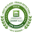 CPA Detective Wins 2014 LeadsCouncil Award