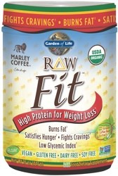 Organic, Fair Trade Marley Coffee is now added to Raw Fit