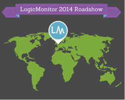 2014 LogicMonitor RoadShow