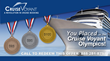 Cruise Voyant Celebrates Upcoming Winter Olympics with Bronze, Silver...