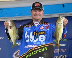 3m continues partnership with flw for 2014 season for Fish tape walmart
