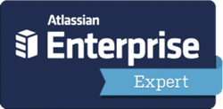 Atlassian Enterprise Expert Badge