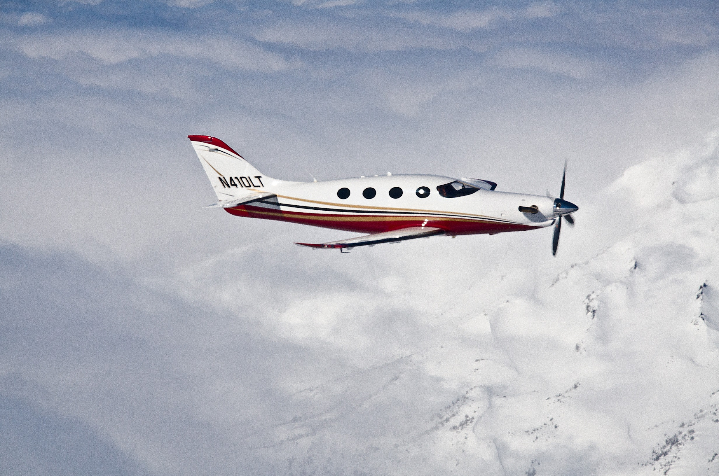FAA Certification On Schedule for Epic Aircraft