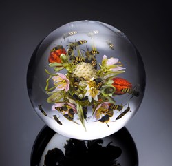 Art Glass by Paul Stankard