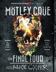 Motley Crue The Final Tour Tickets