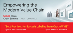 Loftware to Sponsor Warehouse Management Track at Oracle Value Chain Summit