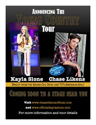 The Young Country Tour