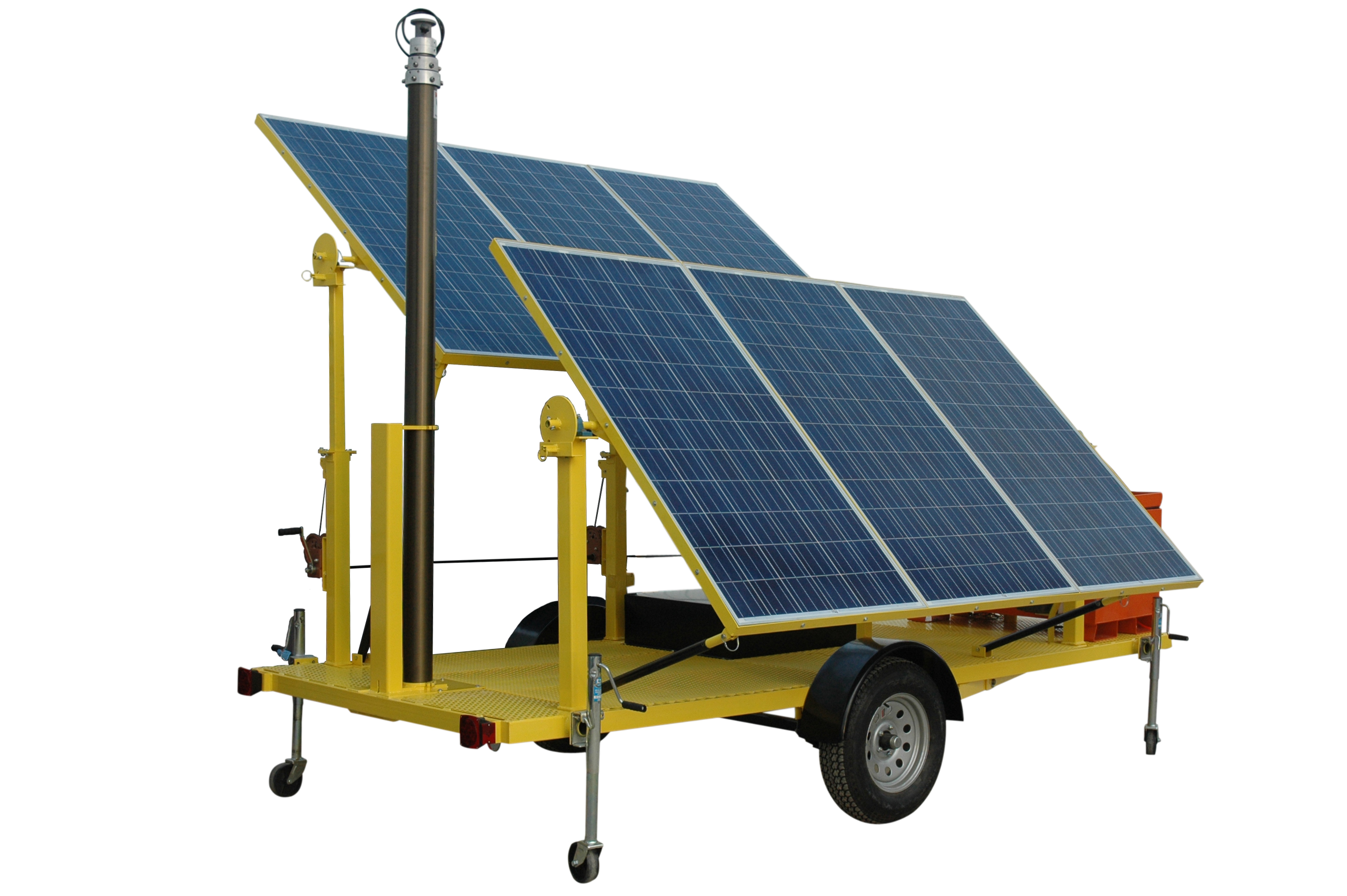 Larson Electronics Releases a Solar Powered Generator with a