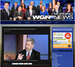 WGN morning news program featuring Dr. Riendeau