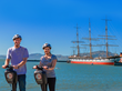 Historic Ships in Fisherman's Wharf