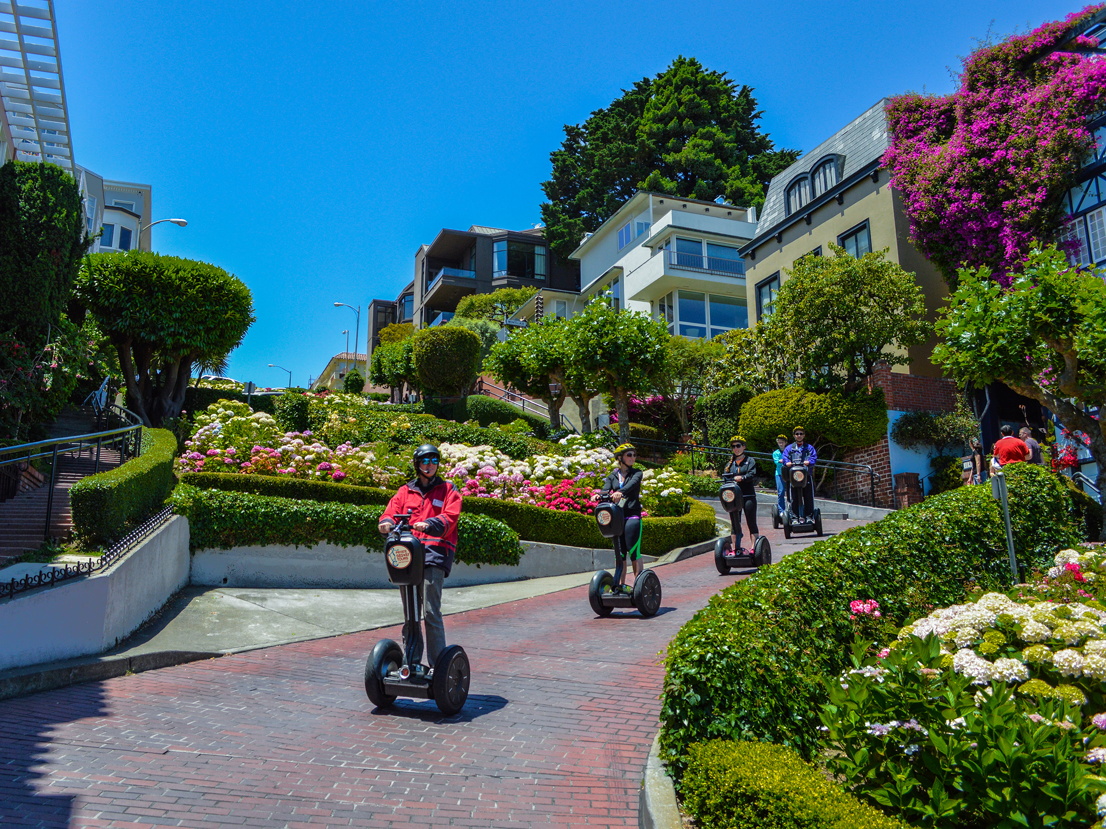 Private Segway Tour San Francisco