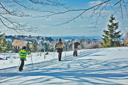 Cross-Country Skiing in Traverse City