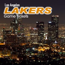 LA Lakers Tickets