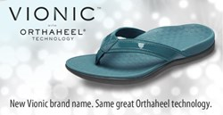 Vionic by Orthaheel shoes and sandals at Footwear etc.