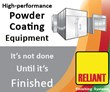 Reliant Finishing Systems Relaunches Whatispowdercoating.com