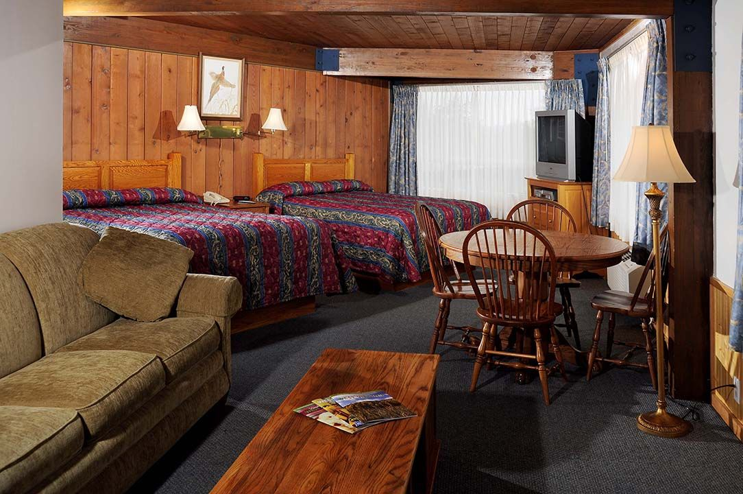 Beau North Bend State Park Is One Of Several West Virginia State Parks Offering  Valentineu0027s Weekend Lodging Specials.