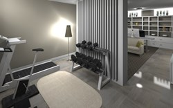 Arcbazar Home interior Design Office and Gym