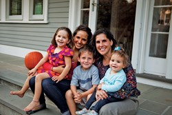 Lisa Sousa uses a DISC profile to select her au pair
