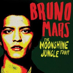 Bruno Mars The Moonshine Jungle Tour Tickets