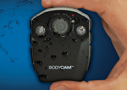 Photo of the BODYCAM - Body-Worn Camera