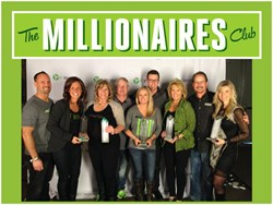 Kami Dempsey, It Works! Global, MULTI-MILLIONAIRE'S, millionaire's club, top money earners