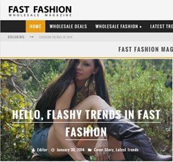 Fast Fashion Wholesale Magazine