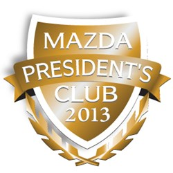 presidents club mazda
