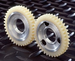 Gears, Bearings and Camfollowers for Clean Rooms