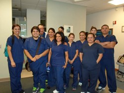 Students at DATS (Rio Grande Valley)