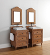 James Martin Solid Wood 26 Copper Cove Single Bathroom Vanity 300-V26-DRP